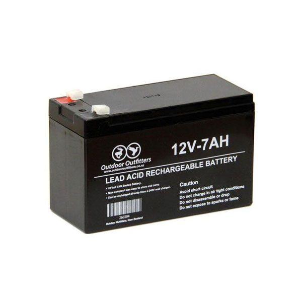 باتری خشک 12 ولت 7 آمپر