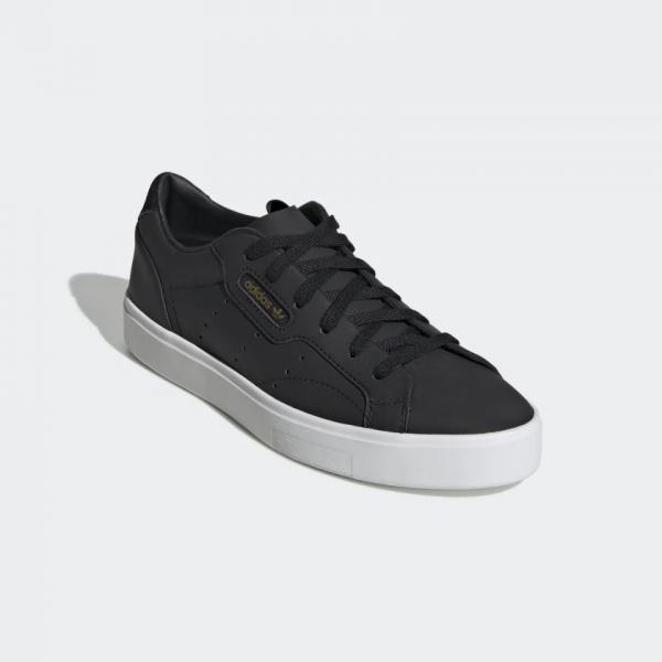 کتونی adidas sleek black