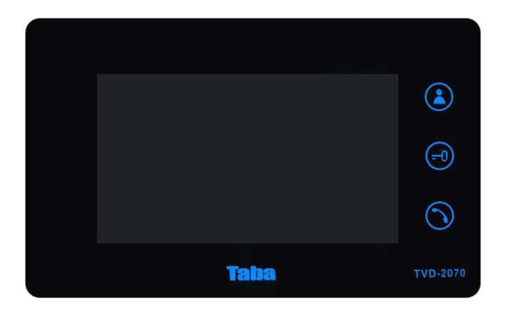 آیفون تصویری 2070 تابا با ظاهری لوکس و بسیار زیبا